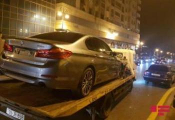 """В Баку автомобиль сбил четверых пешеходов, есть погибший и раненые-<span class=""""red_color"""">ФОТО</span>"""
