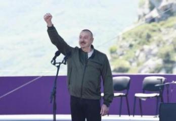 Ильхам Алиев: Освобождение Шуши фактически означало крах армянской армии и армянского государства