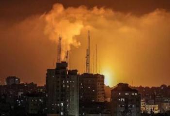 Израильские военные уничтожили офис главы службы безопасности ХАМАС