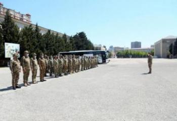 Личный состав и военная техника отправлены в район учений
