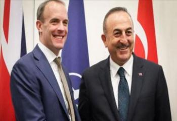 Главы МИД Турции и Великобритании обсудили ситуацию вокруг Газы