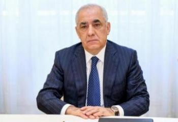 Премьер-министр Али Асадов отправляется с официальным визитом в Россию