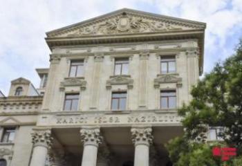 МИД: Азербайджан на законных основаниях содержит под арестом армян, совершивших террор против гражданских лиц и военнослужащих
