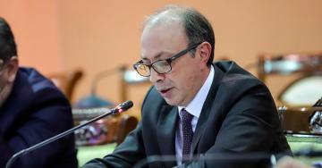Ара Айвазян подал в отставку с поста главы МИД Армении