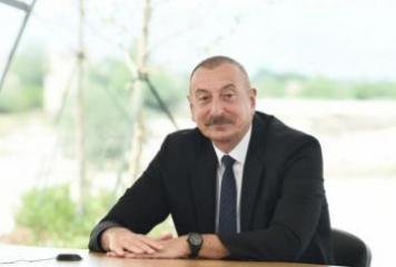 Ильхам Алиев: Готовится Генеральный план города Шуша, который будет утвержден через некоторое время