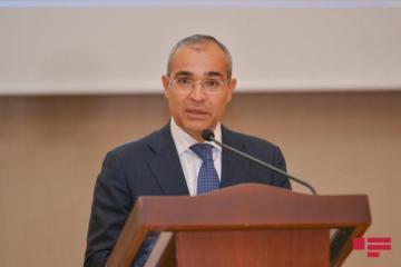 Микаил Джаббаров: На сегодняшний день в агропарки вложено более 1 млрд. манатов частных инвестиций