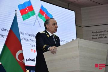 "Prosecutor General: ""UN International Justice Court to consider Azerbaijan's lawsuit against Armenia on October 18"""