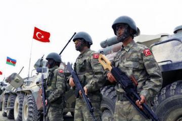 В Нахчыване продолжаются учения военнослужащих Азербайджана и Турции «Нерушимое братство – 2021»