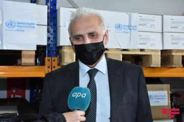 """Deputy Health Minister: """"More than 5 mln. people in Azerbaijan get jabbed"""""""