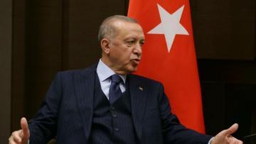 Эрдоган заявил о «переполненной чаше терпения» из-за террористов в Сирии
