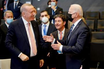 Эрдоган и Байден обсудят Карабах