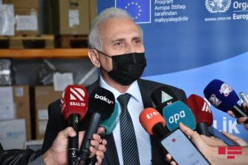 """Deputy Minister: """"At the next stage, other population contingents to be involved in the third dose of vaccine in Azerbaijan"""""""