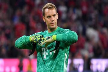 Мануэль Нойер намерен продлить контракт с «Баварией»