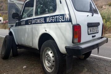 Открыт огонь по колонне гражданских автомобилей, направлявшихся из Суговушана в Кяльбаджар