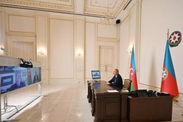 Azerbaijani President: We reject all the accusations about Azerbaijan bringing Israel to the liberated territories