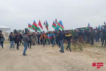 Похоронен шехид Азербайджанской Армии Афган Хамзаев-[color=red]ОБНОВЛЕНО[/color]