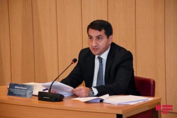 Помощник Президента: В этот день в прошлом году Армения снова обстреляла Гянджу из баллистических ракет