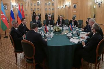 Media: Moscow to host meeting of trilateral Working Group on Karabakh