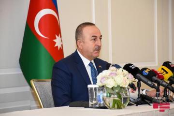 "Turkish FM: ""We resolutely stood by Azerbaijan during Patriotic War"""