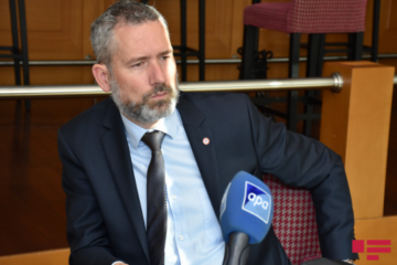 """French MP: """"France has always recognized Azerbaijan's territorial integrity"""""""