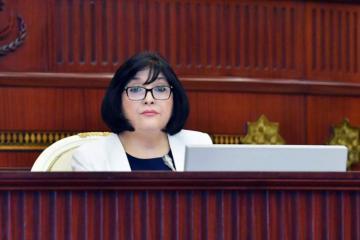 Сахиба Гафарова примет участие в Европейской конференции председателей парламентов - [color=red]ОБНОВЛЕНО[/color]