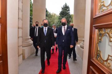 Состоялась встреча глав МИД Азербайджана и Хорватии-[color=red]ОБНОВЛЕНО[/color]