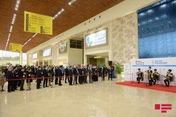 В Баку открылась международная выставка «Rebuild Karabakh» - [color=red]ФОТО[/color]