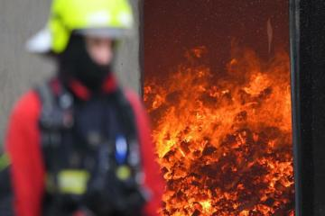 Fire broke out at gunpowder plant in Russia, 7 people died