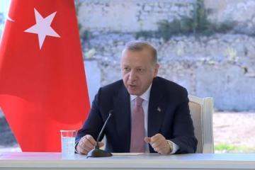 Обнародована программа визита Президента Турции в Азербайджан