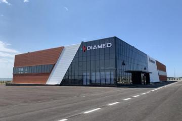Завод «Diamed» начал производить ПЦР-тесты COVID-19 – [color=red]ВИДЕО[/color]