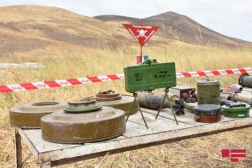 UK allocated £500,000 for demining Karabakh and surrounding areas