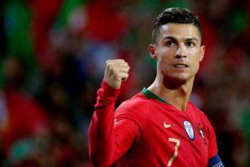 Роналду стал рекордсменом в истории сборных
