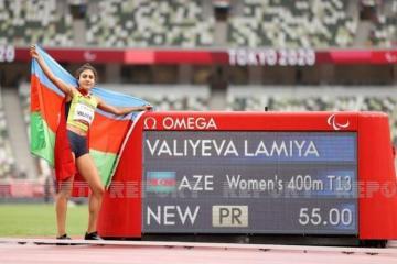 Токио-2020: Азербайджан завершил Паралимпиаду с 14 золотыми, 1 серебряной и 4 бронзовыми медалями