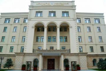 Минобороны: Информация, распространяемая о поджоге пастбищ в приграничных территориях азербайджанскими военными является клеветой