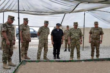 Пройдут совместные учения с участием сил спецназа Азербайджана, Турции и Пакистана