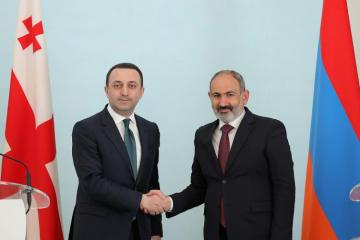 Georgian PM calls on Armenia to assess the opportunities after the war