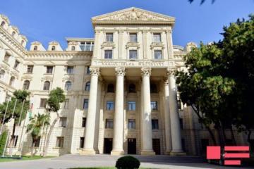 Azerbaijani MFA: During aggression by Armenia against Azerbaijan serious damage was inflicted upon Azerbaijan's education infrastructure