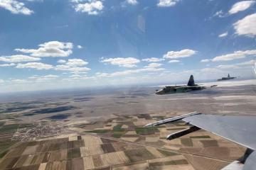 Azerbaijan and Turkey continue joint tactical flight exercises - [color=red]VİDEO[/color]