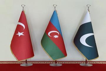 Завтра в Баку начинаются учения спецназа Азербайджана, Турции и Пакистана