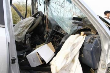 Traffic accidents claimed 24 lives in Azerbaijan over the past 2 weeks