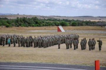 """Turkey-Azerbaijan """"Brotherly Brigade"""" military exercises continue - [color=red]PHOTO[/color]"""