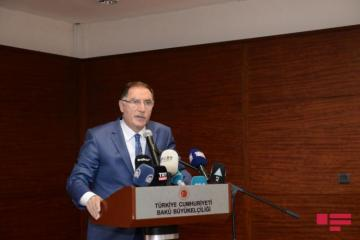 """Sharaf Malkoc: """"Reports, that we will prepare regarding destructions in Karabakh, to be sent to int'l organizations"""""""