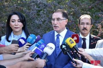 """Sharaf Malkoch: """"Solidarity among Azerbaijan, Turkey, and Pakistan will cause growth of peace and tranquility"""""""