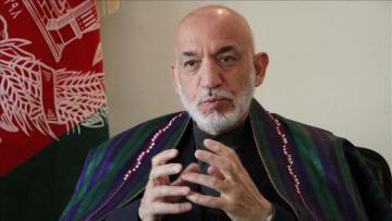 """Экс-президент Афганистана Хамид Карзай выступил с критикой политики """"Талибана"""""""
