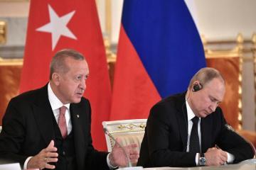 Kremlin regrets Erdogan's statement on annexation of Crimea, before his visit to Russia