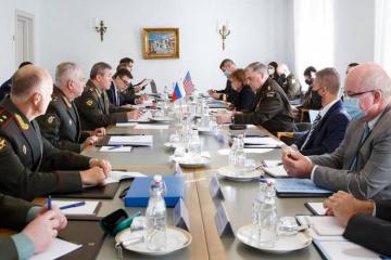 В Финляндии состоялась встреча начальников генштабов России и США