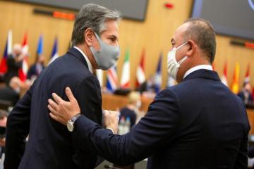 Блинкен и Чавушоглу обсудили Карабах на полях ООН