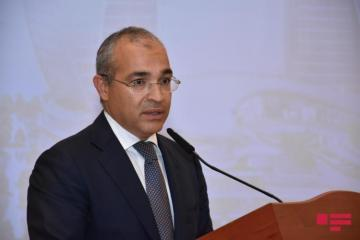 """Azerbaijan's Minister of Economy: """"Five-year strategic plan developed within framework of national priorities conception may be adopted this year"""""""