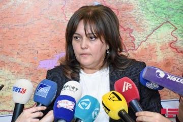 Умайра Тагиева: В сентябре температура воздуха 17 дней была выше нормы