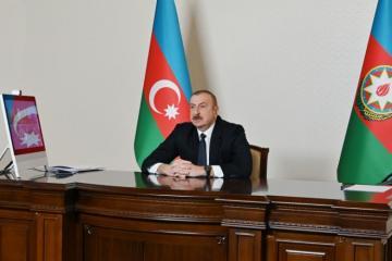 Prezident İlham Əliyev xalqa müraciət edib- [color=red]VİDEO[/color] - [color=red]MƏTN[/color]